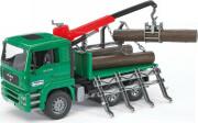 bruder - man timbertruck with loading (2769) - Køretøjer Og Fly