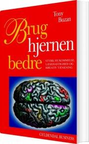 brug hjernen bedre - bog