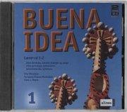 buena idea 1, lærer-cd'er - bog