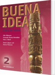 buena idea 2, libro de textos, tekstbog med elev-cd - bog