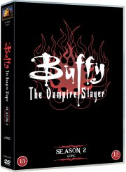 buffy - sæson 2 - DVD
