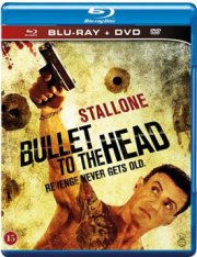 bullet to the head  - dvd+blu-ray