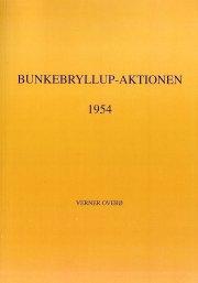 Verner Overø - Bunkebryllup - Bog