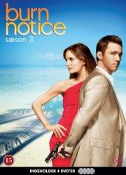 burn notice - sæson 3 - DVD