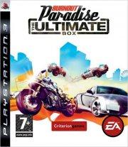 burnout paradise: the ultimate box - PS3