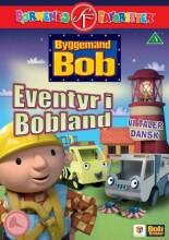 byggemand bob - eventyr i bobland - DVD
