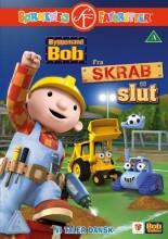 byggemand bob - fra skrab til slut - DVD