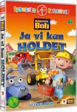 byggemand bob - ja vi kan holdet - DVD