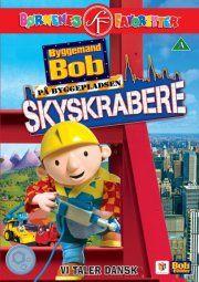 byggemand bob på byggepladsen 3 - skyskrabere - DVD