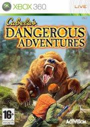 cabela's dangerous adventures (dangerous hunts 2009) - xbox 360