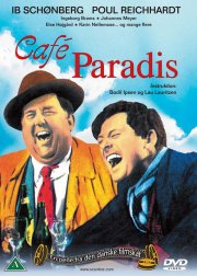 café paradis - DVD