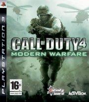call of duty 4: modern warfare - PS3