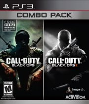 call of duty: black ops ii (2) double pack - PS3