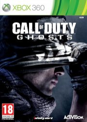 call of duty: ghosts - dk - xbox 360