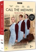 call the midwife - sæson 4 - bbc - DVD