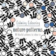 calming colouring nature - bog