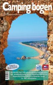 campingbogen danmark/europa 2015 - bog