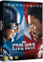 captain america 3 - civil war - DVD