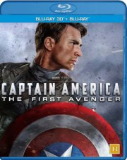 captain america - the first avenger 3d - Blu-Ray