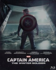 captain america 2 - the winter soldier - steelbook - Blu-Ray