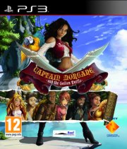 captain morgane and the golden turtle (move compatible) - PS3