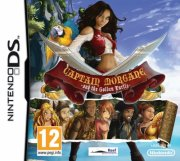 captain morgane and the golden turtle - nintendo ds