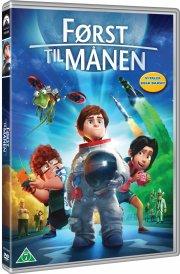 først til månen - DVD
