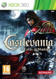 castlevania: lords of shadow - xbox 360