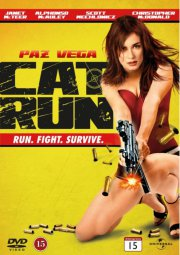 cat run - DVD