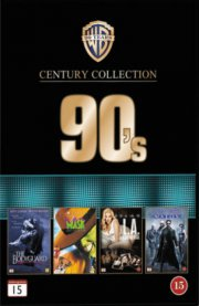 century collection - 90'erne - DVD