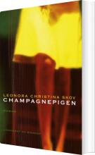 champagnepigen - bog