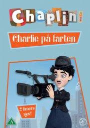 chaplin og co. 1 - charlie på farten - DVD