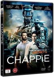 chappie - 2015 - DVD