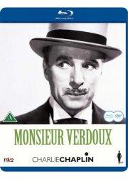 charlie chaplin - monsieur verdoux  - BLU-RAY+DVD