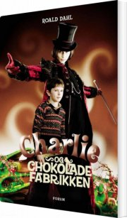 charlie og chokoladefabrikken - bog