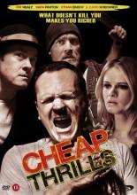cheap thrills - DVD