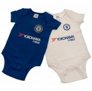 chelsea merchandise - bodystocking til baby - 6-9 mdr - Merchandise
