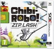 chibi-robo!: zip lash - nintendo 3ds