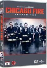 chicago fire - sæson 2 - DVD