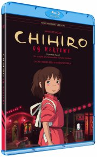 chihiro og heksene / spirited away - Blu-Ray