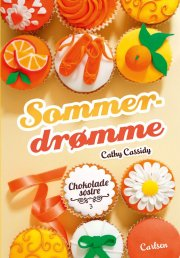 chokoladesøstre 3 - sommerdrømme - bog