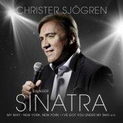christer sjögren - sjunger sinatra - cd