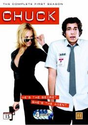 chuck - sæson 1 - DVD