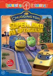 chuggington 13 - superloko på optagelse - DVD