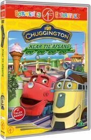 chuggington 15 - klar til afgang - DVD