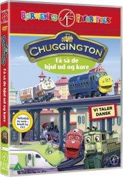 chuggington 3 - få så de hjul ud og køre - DVD