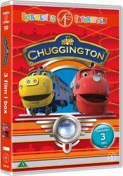 chugginton - boks - DVD