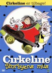 cirkeline 1 storbyens mus - DVD
