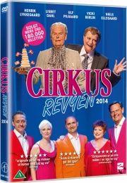 cirkusrevyen 2014 - DVD