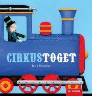 cirkustoget - bog